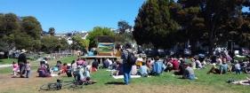 Precita Park - August 17 2014