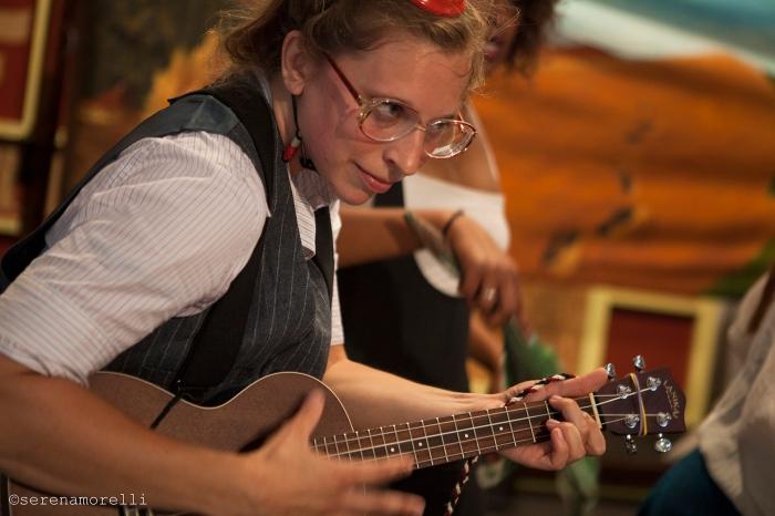 Arby-Darby on the uke