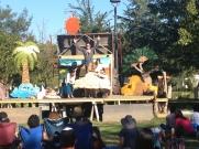 Watch his dust cloud spin! In Pleasanton, CA 8/17/14