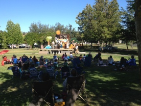 Pleasanton, CA - August 17, 2014